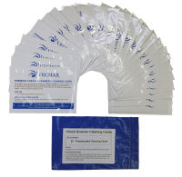 Check Scanner Cleaning Cards VEC-25CheckCards-Kit