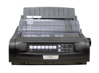 OKI Microline 420n - printer - Black 91909704