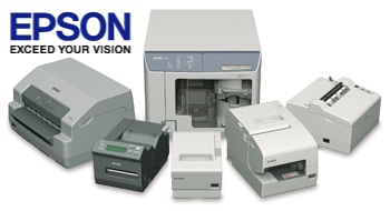 Epson Receipt Printers POS Equipment