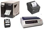 impact dot matrix thermal receipt mobile printers